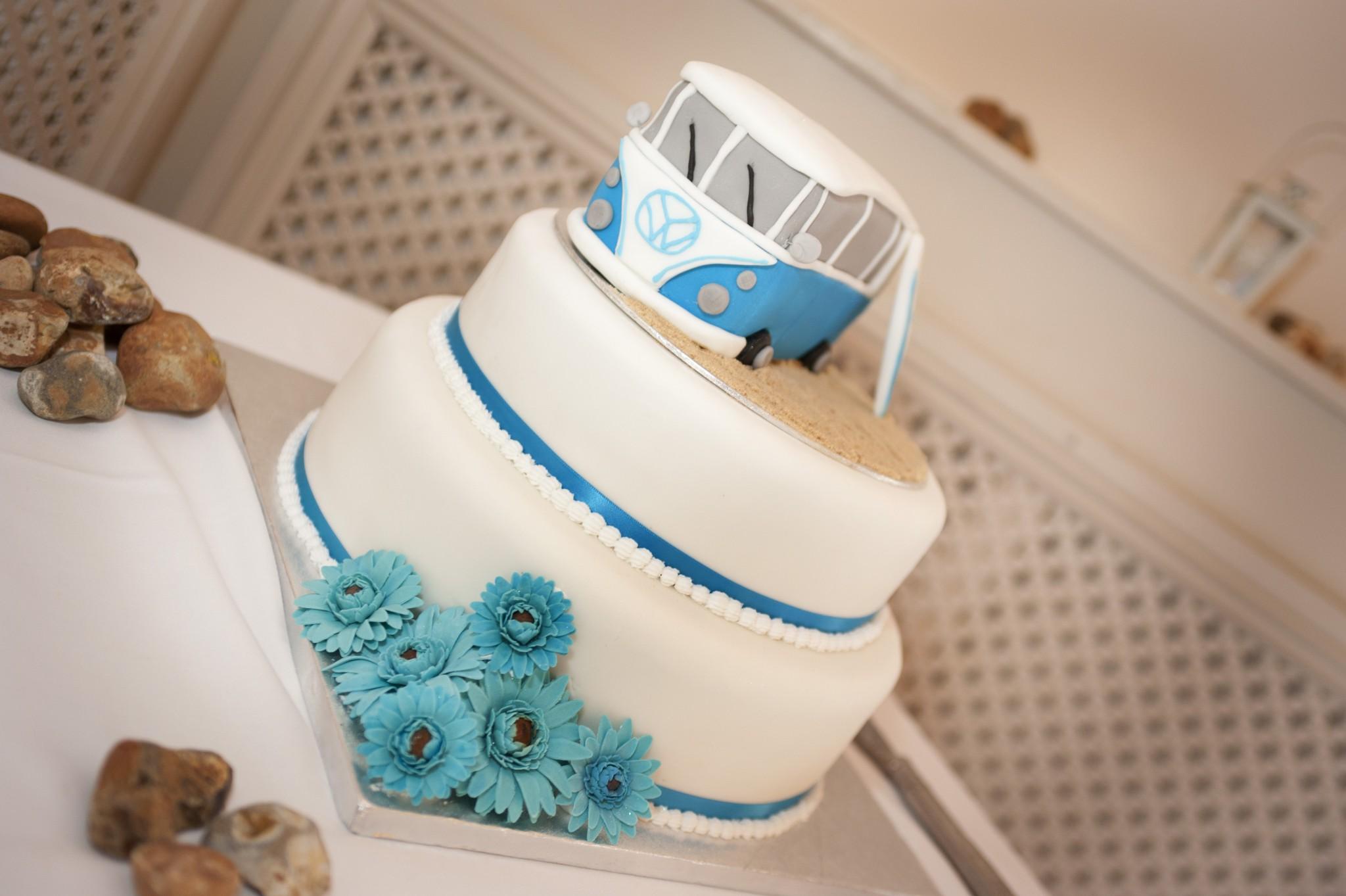 VW Campervan wedding cake, how it all began, wedding cakes, weddings, cakes, vw campervans, campervan