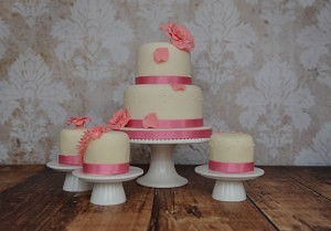 fondant icing buttercream wedding cake, weddings, wedding cakes,